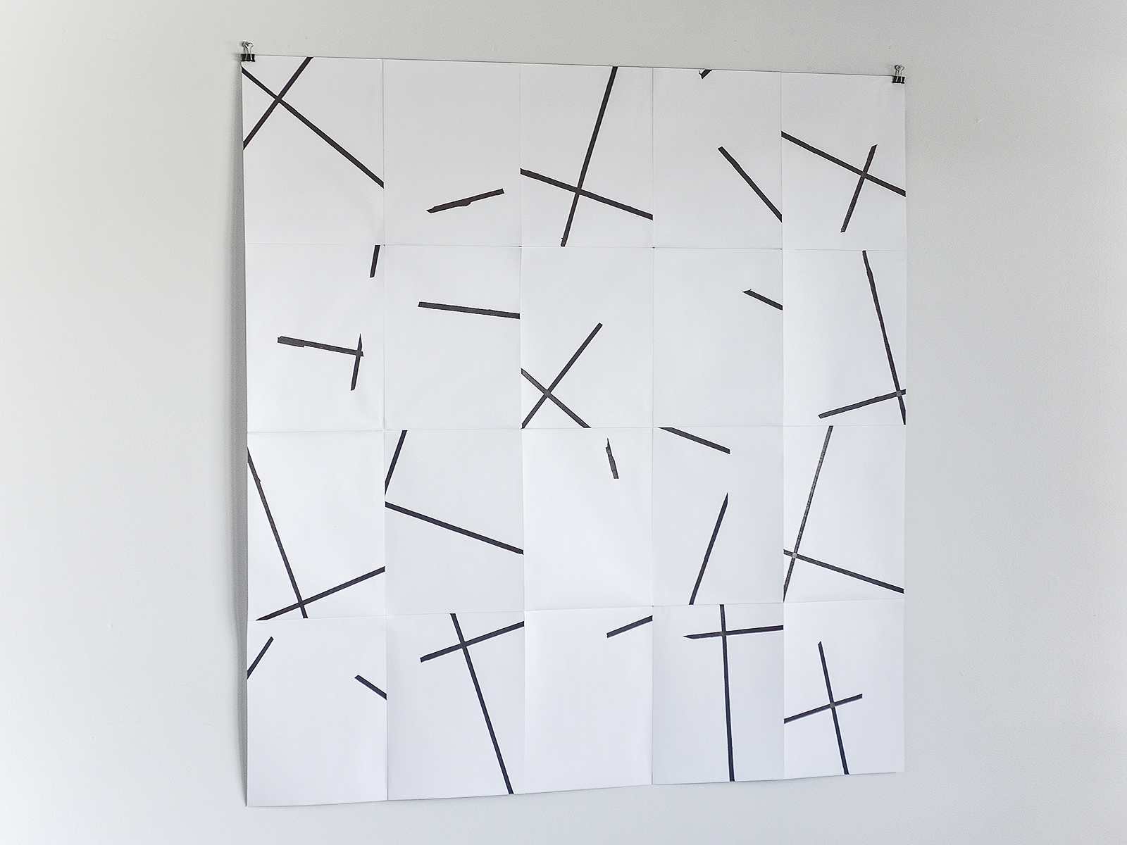 Benoit-Delaunay-artiste-installations-2012-A Set of Valuable Skills-Every Angles-05